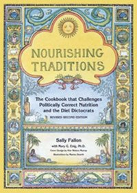 Nourishing Traditions (häftad)