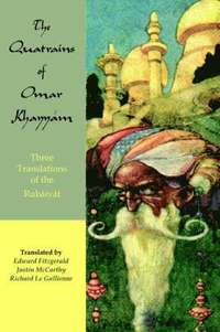 The Quatrains of Omar Khayyam (häftad)