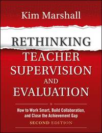 Rethinking Teacher Supervision and Evaluation (h�ftad)