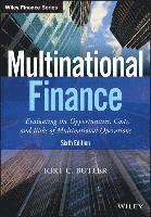 Multinational Finance (h�ftad)