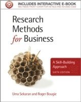 Research Methods for Business (häftad)