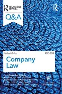 Q Amp A Company Law 2013 2014 E Bok Mike Ottley