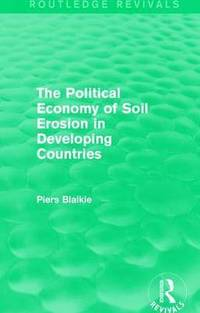 the economics of soil erosion theory Or are socio-economic factors encouraging managers to take the risk whatever the odds the socio-economic and physical factors which drive soil erosion therefore need to be addressed in tandem perhaps for reasons of disciplinary protectionism, it is rare that a study attempts to do this.