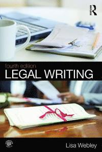Legal Writing (häftad)