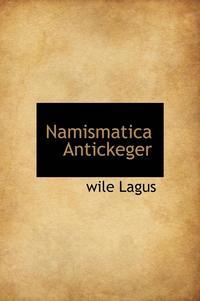 Namismatica Antickeger pdf ebook