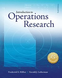 Introduction to operations research hillier