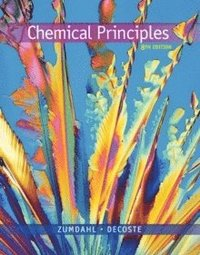 Chemical Principles (inbunden)