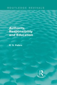 Essay on responsibility and authority