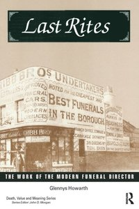 glennys howarth death and dying pdf