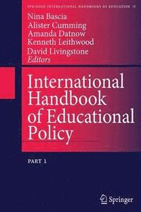International Handbook of Educational Policy: v. 1&;2 Not Available Separately (inbunden)