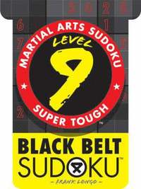 Level 9 Black Belt Sudoku (h�ftad)