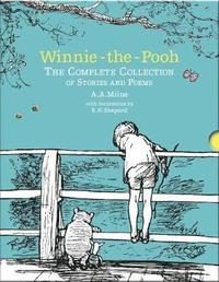 Winnie-the-Pooh: The Complete Collection of Stories and Poems (inbunden)
