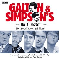 Galton Amp Simpson S Half Hour The Blood Donor And More