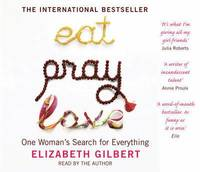 Eat, Pray, Love (cd-bok)