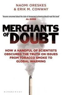 Merchants of Doubt (häftad)