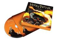 Harry Potter and the Half-Blood Prince (cd-bok)