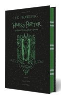 Harry Potter and the Philosopher's Stone - Slytherin Edition (inbunden)