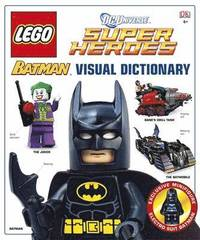 LEGO Batman the Visual Dictionary (inbunden)