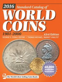 Standard Catalog of World Coins 1901-2000 (h�ftad)