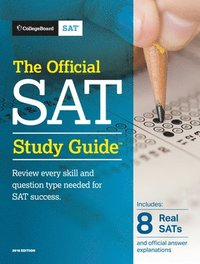 The Official SAT Study Guide (häftad)