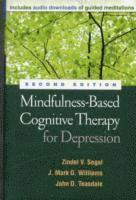 Mindfulness-Based Cognitive Therapy for Depression (inbunden)