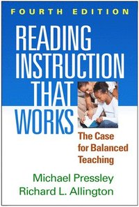 what works by michael pressley 2000 Reading comprehension strategies in secondary content-area classrooms 2000) 2 patricia alexander michael pressley, reading instruction that works.