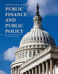 Public Finance and Public Policy (inbunden)