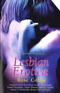 The Mammoth Book of Lesbian Erotica by Barbara