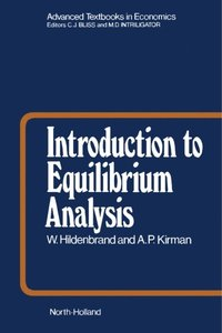 an introduction to the analysis of equilibrium Introduction to geomorphology   introduction: regional landforms analysis and geomorphological mapping (optional)  endogenic, exogenic, equilibrium,.