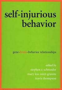 A paper on self injurious behaviors