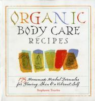 Organic Body Care Recipes (h�ftad)