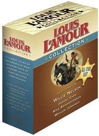 Louis L'amour Collection (cd-bok)