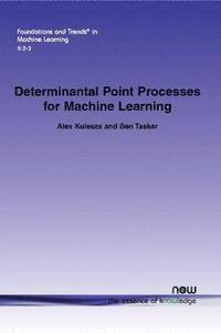 determinantal point processes for machine learning
