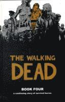 The Walking Dead Book 4 Hardcover (inbunden)