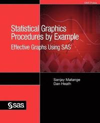 Statistical Graphics Procedures by Example (häftad)
