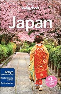 Lonely Planet Japan (häftad)