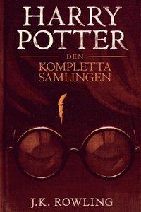 Harry Potter: Den Kompletta Samlingen pdf, epub ebook