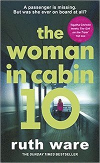 The Woman in Cabin 10 (häftad)