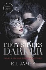 Fifty Shades Darker (häftad)