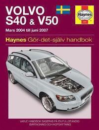 ladda ner online Volvo S40 &; V50 Owners Workshop Manual epub pdf