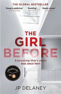 The Girl Before (inbunden)