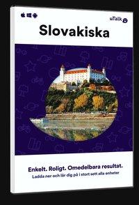 uppkopplad uTalk Slovakiska pdf, epub