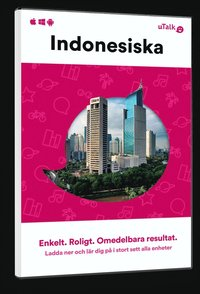 uppkopplad uTalk Indonesiska epub, pdf