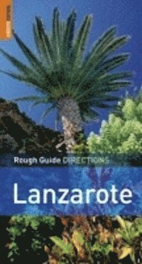 Rough Guide Directions Lanzarote and Fuerteventura (häftad)
