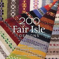200 Fair Isle Designs (häftad)