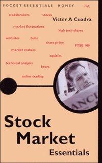 Stock Market Essentials - E-bok - Victor Cuadra
