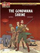 The Adventures of Blake and Mortimer: Vol 11 The Gondwana Shrine (häftad)