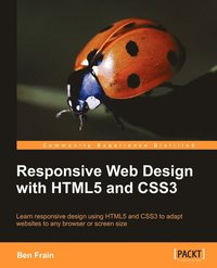 Responsive Web Design with HTML5 and CSS3 (häftad)