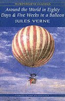 Around the World in 80 Days / Five Weeks in a Balloon (h�ftad)
