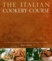 The Italian Cookery Course (inbunden)
